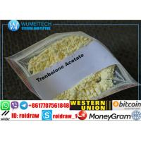 Buy cheap Pure Tren Acetate Powder Trenbolone Acetate For Muscle Growth 10161-34-9 product