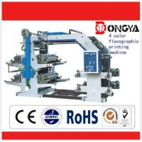 Buy cheap High Speed Express Bag Making Machine , 4 Color Flexo Printing Machine from wholesalers