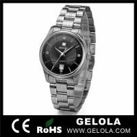 Buy cheap Japan Movt Wrist Watch from wholesalers