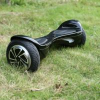 Buy cheap Lithium Battery Hoverboard Scooter 2 Wheel With 2 Chanel Bluetooth from wholesalers