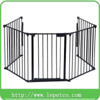 Buy cheap Custom logo wholesale Auto Close retractable pet dog Safety Fence from wholesalers