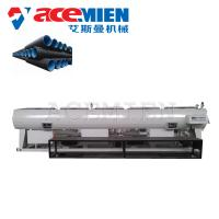 Buy cheap HDPE PPR PP PE Pipe Machine , Plastic Pipe Making Machine Single Screw from wholesalers