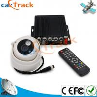 Buy cheap Car GPS Mobile DVR With 2CH SD Card Slot And 4CH Camera 1CH AVout from wholesalers
