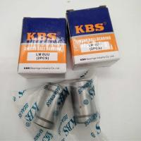 Buy cheap KBS Linear Ball Bushing Bearing LM8UU LME8UU LME10UU LME16UU LME20UU LME25UU from wholesalers