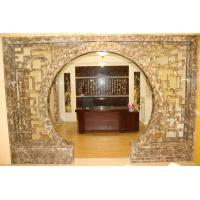 Buy cheap Eco Onyx Stone Wall OEM , Home Polished Artificial Jade screen from wholesalers