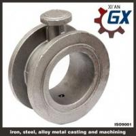 Astm BS EN Standard Resin Sand Cast fcd450 ggg40 ggg50 Grey/ductile Iron Casting