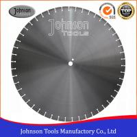 Buy cheap 700mm Diamond Cutting Saw Blade with Sharp Segments for Reinforced Concrete from wholesalers