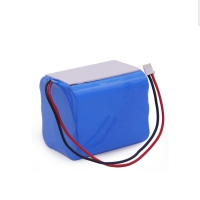Buy cheap 5000mAh 12 Volt Battery Pack with Custom 18650 Battery Pack near me product