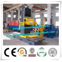 Professional Horizontal CNC Milling Machine with Adjustable Head