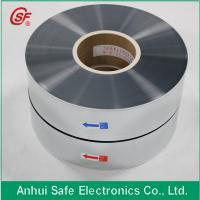 Buy cheap 3~12um Al Zn alloy metallized polyester film product