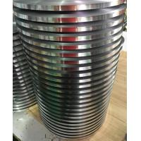 Buy cheap Mill Finish Laminated PET Aluminum Foil Flexible Air Duct Kitchen Use from wholesalers