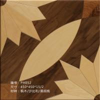 Buy cheap Art Parquet in engineered wood flooring with different designs, good prices from wholesalers