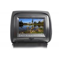 Buy cheap Automobile Headrest Dvd Player , 9 Inch Portable Dvd Player For Car Headrest from wholesalers