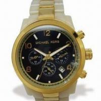 Buy cheap 3ATM Fashionable Wristwatch with Japanese Quartz Movement, OEM Orders and Customized Logos Accepted product