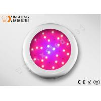 Buy cheap Environment friendly red / blue 25 * 2W UFO professional led grow light for plants product