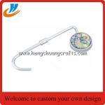 Buy cheap Alloy Bag Hanger for sale/metal bag hanger with custom logo design from wholesalers
