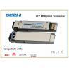 10Gbps XFP Optical Transceiver / fiber transceiver 40km Reach LC Connector for sale