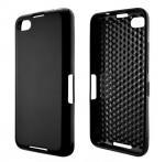 Buy cheap Matte Finish Inside Diamond TPU Gel Cell Phone Cases For Blackberry Z3 from wholesalers