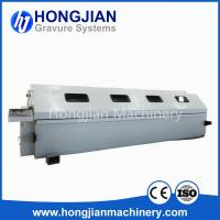 Buy cheap Sand Blasting Machine for Embossing Cylinder Making Equipment Embossing Roller Making Embossing Machine Sand-blast product