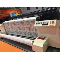 Buy cheap Fast Speed Digital Fabric Printing Machine High Productivity For Indoor Decoration from wholesalers