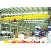 Buy cheap LDA Type Wheel Single Beam Overhead Crane 3 Ton With Remote Control from wholesalers