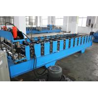 Buy cheap Wall Cladding Roof Panel Roll Forming Machine With 45# Forge Steel from wholesalers