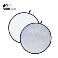 Buy cheap 2 in 1 Silver and White Photography Video Studio Reflector SW-REF from wholesalers