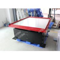 Buy cheap Mechanical Transport Simulator Shaker Table For Packaging Vibration Testing from wholesalers