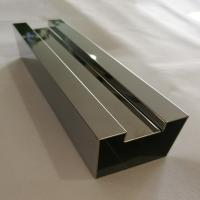 Buy cheap RAILING GLASS PROFILE METAL STAINLESS STEEL CHANNEL CHINA SUPPLIER from wholesalers