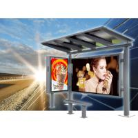 Buy cheap solar bus shelter from wholesalers