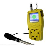 Buy cheap Reliable Portable Gas Detector Polycarbonate Housing 1000 Group Alarm Log from wholesalers