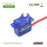 Buy cheap 360 degree continuous rotation servo motor DM-S0090D 9g/0.08s/1.6kg.cm digital 9g micro rc servo from wholesalers
