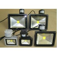 China Superbright bridgelux chip 50w led sensor floodlight on sale