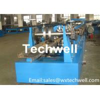 Buy cheap CE 20 M / Min C Z Purlin Roll Forming Machine With Auto Punching / Cutting from wholesalers