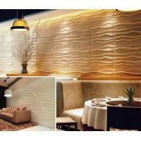 Buy cheap Three-dimensional Outdoor Wall Panel Background Wall Eco-friendly from wholesalers