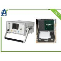 Buy cheap 0~200ppm Electrical Test Instrument SF6 Gas Water Purity Decomposition Test from wholesalers