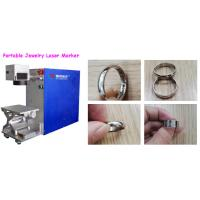 Buy cheap Red Laser Pointer Portable Laser Marking Machine For Precision Machinery product