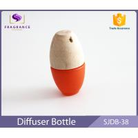 Buy cheap Frosted Bottle Hanging Car Air Freshener Essential Oil Car Diffuser Orange from wholesalers