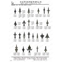 Buy cheap weldable cast steel spears from wholesalers