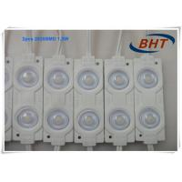 Buy cheap DC12V/1.2W/2pcs 2835 injection led module/ for sign and lightbox /IP68/big view angle from wholesalers