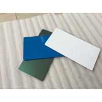 Buy cheap Glossy Blue ACP Aluminium Composite Panel 2000mm Width With 0.30mm Alu Thickness from wholesalers