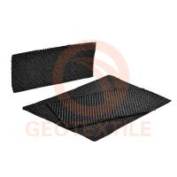 Buy cheap PP Geosynthetic Reinforcement Geotextile Fabric For Gravel Driveway / Soil Stabilization product