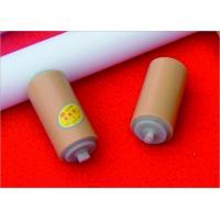 Low Noise Conveyor Return Rollers Intalled On V Shape Frame UHMW-PE Material