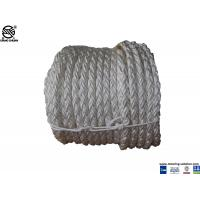 Buy cheap high quality polypropylene/PP mooring rope from wholesalers
