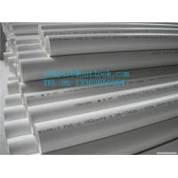 Buy cheap ASTM ISO/DIN CPVC water pipe from wholesalers