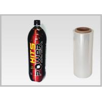 Buy cheap Lower Oxygen Omission Biodegradable Shrink Film For Beverage Sleeve Labels from wholesalers