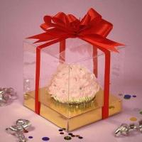 Buy cheap Cupcake Box, Made of PVC Plastic, Used for Food Packing from wholesalers