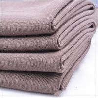 Buy cheap Best Sell Rusha Textile Single Jersey Plain Dyed 96% Viscose 4% Spandex Open End OE Spun Rayon Elastic Knitted Fabric from wholesalers