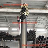 Buy cheap 18m pneumatic telescopic mast 15 kg payloads NR-3300-18000-15L for mobile telecommunication antenna from wholesalers
