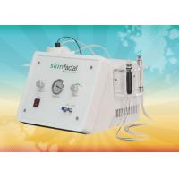 Buy cheap Max Output 250VA Reduction oily / dehydrated Skin Diamond Microdermabrasion Machine from wholesalers